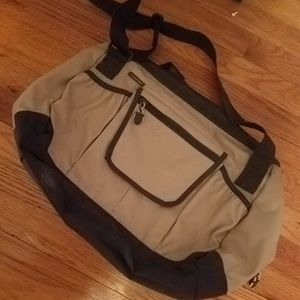 Lands end tote/diaperbag